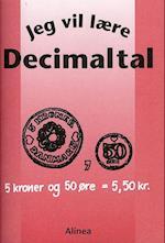 Jeg vil lære decimaltal (Jeg vil lære)