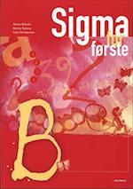 Sigma for første - B. [Elevbog] (Sigma)