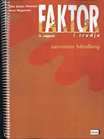 Faktor i tredje, Lærerens håndbog, 2.udg. (Faktor)