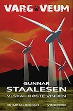 Vi skal høste vinden (En Varg Veum-krimi, nr. 15)