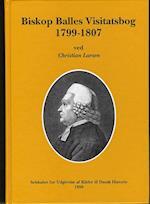 Biskop Balles visitatsbog 1799-1807