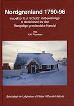 Nordgrønland 1790-96