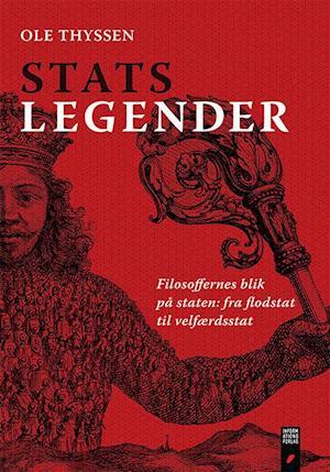 Bog indbundet Statslegender af Ole Thyssen