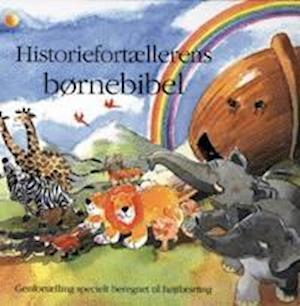 Bog, indbundet Historiefortællerens børnebibel af Bob Hartman