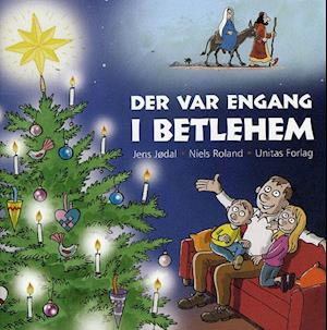 Bog, hæftet Der var engang i Betlehem af Jens Jødal