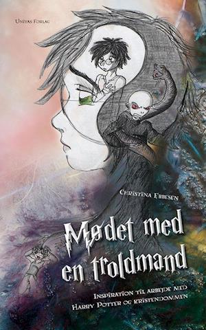 Bog paperback Mødet med en troldmand af Christina Elisabeth Ebbesen