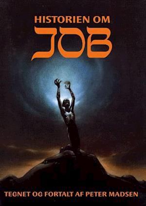 Bog, indbundet Historien om Job af Peter Madsen