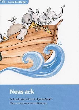 Bog hæftet Noas ark af John Rydahl