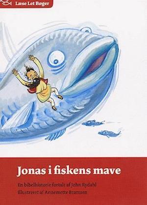 Bog, hæftet Jonas i fiskens mave af John Rydahl