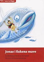 Jonas i fiskens mave (Læse let bøger)