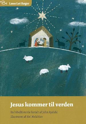 Bog, hæftet Jesus kommer til verden af John Rydahl