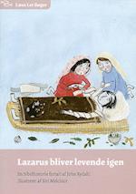 Lazarus bliver levende igen (Læse let bøger)