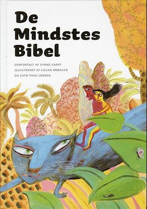 Bog, hardback De mindstes bibel af Synne Garff