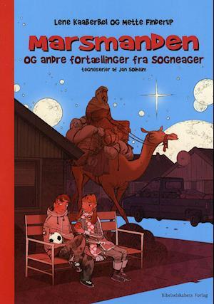 Bog hæftet Marsmanden og andre fortællinger fra Sogneager af Lene Kaaberbøl