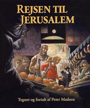 Bog, indbundet Rejsen til Jerusalem af Peter Madsen