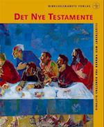 Det Nye Testamente - Illustreret, hardback
