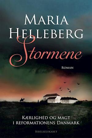 Bog, indbundet Stormene af Maria Helleberg