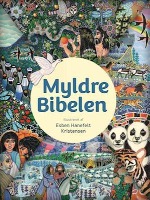 Bog, papbog Myldrebibelen af Lisbeth Elkjær Øland