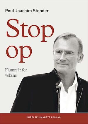 Bog, hæftet Stop op af Poul Joachim Stender