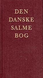 Den danske salmebog - stor skrift rød gl. udg.