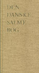 Den Danske Salmebog - kirkesalmebog brun