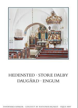 Bog, hæftet Danmarks Kirker: Vejle amt, hft. 18 af Ebbe Nyborg, Niels Jørgen Poulsen