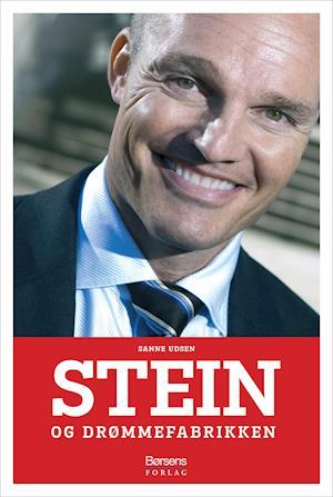 Bog, indbundet Stein og drømmefabrikken af Sanne Udsen