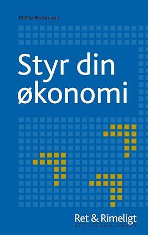 Bog, hæftet Styr din økonomi af Mette Reissmann