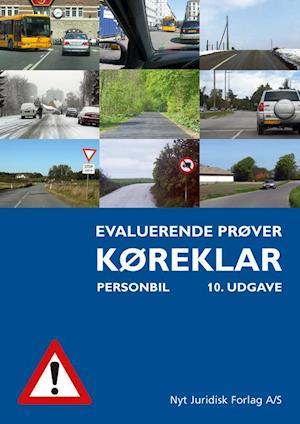 Lydbog, CD-ROM Køreklar - evaluerende prøver - personbil af Henrik Tørring