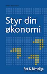 Styr din økonomi af Mette Reissmann