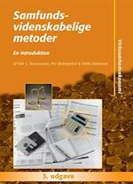 Samfundsvidenskabelige metoder (Virksomhedsøkonomi, nr. 7)