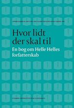 Hvor lidt der skal til (University of Southern Denmark studies in Scandinavian languages and literatures)