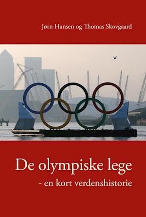 Bog, hæftet De olympiske lege af Jørn Hansen
