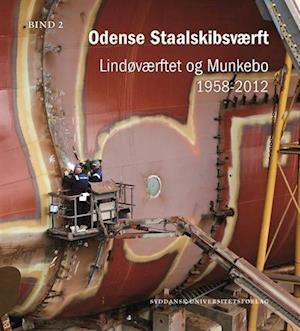 Bog, hæftet Odense Staalskibsværft, bd. I-II af Jens Toftgaard