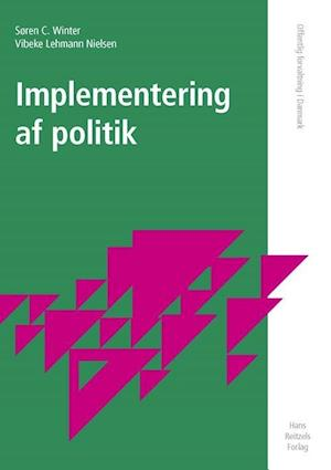 Implementering af politik-søren c. winter-bog fra søren c. winter på saxo.com