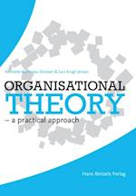 Organisational theory - a practical approach