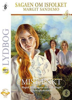 Lydbog, MP3-CD Isfolket 8 - Mistænkt, Mp3 af Margit Sandemo