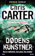 Dødens kunstner (Robert Hunter serien 4)