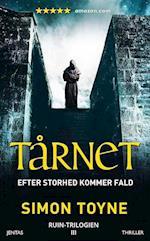 Tårnet (Ruin-trilogien, nr. 3)