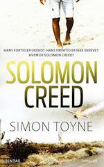 Solomon Creed (Solomon Creed serien, nr. 1)