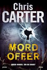 Mordoffer (Robert Hunter serien 8)