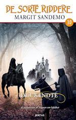 De sorte riddere 10 - De ukendte af Margit Sandemo