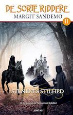 De sorte riddere 11 - Stenenes stilhed af Margit Sandemo