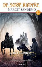 De sorte riddere 12 - Vinterdrøm af Margit Sandemo