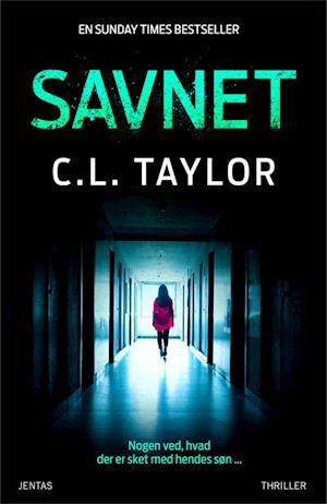 Bog, hæftet Savnet af C. L. Taylor