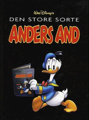 Bog, indbundet Walt Disney's Den store sorte Anders And af Martin Blemsted
