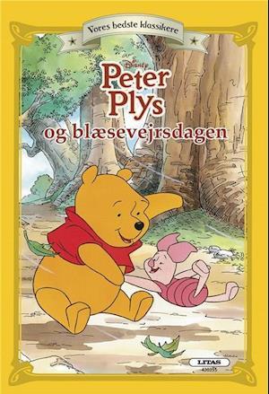 Bog, hardback Peter Plys og blæsevejrsdagen