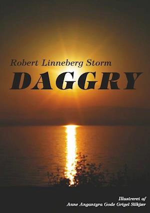 Bog, hæftet Daggry af Storm, Robert Linneberg