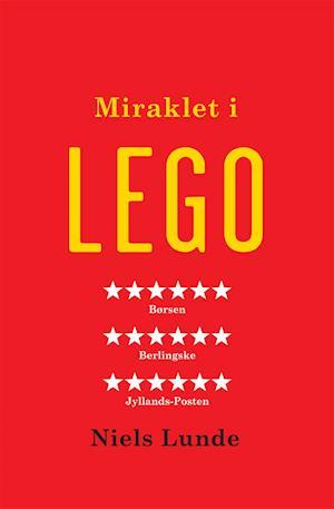 Bog hæftet Miraklet i LEGO af Niels Lunde