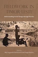 Fieldwork in Timor-Leste (NIAS Studies in Asian Topics)